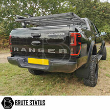 LED Tail Lights for Ford Ranger 2012-2021 Smoked Rear Tail Lamp Light T6 T7 T8