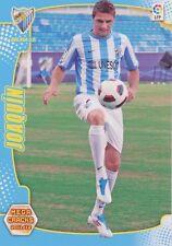N°436 JOAQUIN SANCHEZ RODRIGUEZ #  MALAGA.CF CARD PANINI MEGA CRACKS LIGA 2012