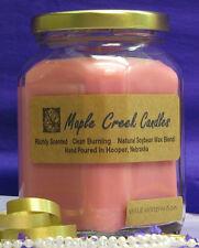 Maple Creek Candles WILD WATERMELON Cool - Tart - Fresh 13oz SOY WAX BLEND