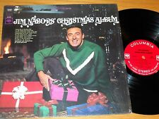 "STEREO CHRISTMAS LP - JIM NABORS - COLUMBIA 9531 - ""CHRISTMAS ALBUM"""