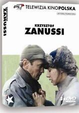 Krzysztof Zanussi Box (DVD 3 disc)  POLSKI POLISH
