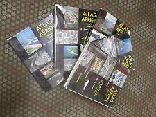 ATLAS AERIEN. 5 tomes
