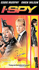 I-Spy (2003, VHS) Eddie Murphy, Owen Wilson Comedy Movie