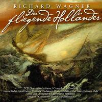 CD Richard Wagner Der Fliegende Holländer Gesamtaufnahme Bayreuther Fest 2CDs