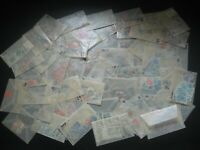 Stamps Interesting Lot Untouched For Years Kiloware Worldwide Old Lot 1