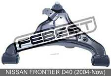 Left Lower Front Arm For Nissan Frontier D40 (2004-Now)