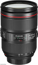New Canon EF 24-105mm f/4L IS II USM Lens