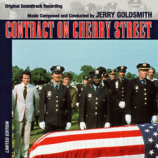 CONTRACT ON CHERRY STREET Jerry Goldsmith LIMITED 3000 COPY IMPORT SEALED
