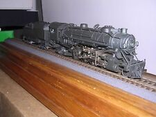 "BRASS Akane  Baltimore & Ohio Q-4b 2-8-2 Steam Loco Painted  ""H.O.Gauge"""