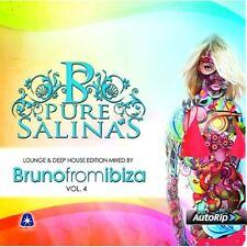 Pure Salinas 4     2CDs 2012 Crazy P Phonique Neu OVP