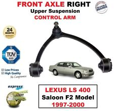 1x FRONT RIGHT Upper CONTROL ARM for LEXUS LS 400 Saloon F2 Model 1997-2000