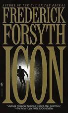 Icon Fredrick Forsyth paperback novel book