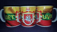 LIETUVA-LITHUANIA MUG,High Quality!!