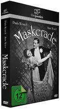 Maskerade (1934) -  Paula Wessely, Adolf Wohlbrück, Hans Moser - Filmjuwelen DVD