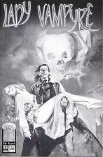 LADY VAMPYRE n° 1 VARIANT EDITION (Zora la Vampira) in Inglese