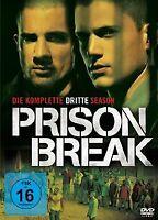 Prison Break - Die komplette Season 3 [4 DVDs] von Bobby ... | DVD | Zustand gut
