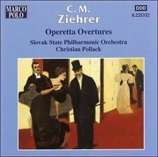 C. M. Ziehrer: Operetta Overtures, New Music