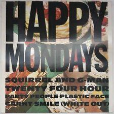HAPPY MONDAYS SQUIRREL AND G-MAN LP FACTORY FACT 170 UK 1987