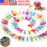 100PCS/BOX Sewing Clips Wonder Clips Clamps for Craft Quilting Sewing Knitting
