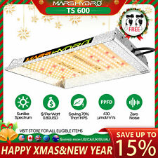 Mars Hydro TS 600W LED Grow Light Full Spectrum for Indoor Plants Veg Bloom IR