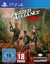 PS4 Spiel Jagged Alliance: Rage!  NEUWARE