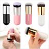 Flat Makeup Brush Foundation Face Blush Powder Contour Kabuki Cosmetic Tool Best