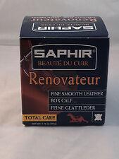 Saphir Renovator 50ml Jar - Renovateur Made in France