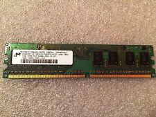 Memoria DDR2 Micron MT8HTF12864AY-667E1 1GB PC2-5300 667MHz CL5 240 Pin