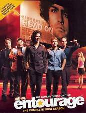 Entourage: The Complete First Season (DVD, 2-Disc Set) CANADIAN incl. FRENCH
