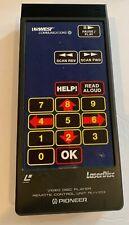 Pioneer RU-V103 Laser Disc Player Original Replacement Remote Control