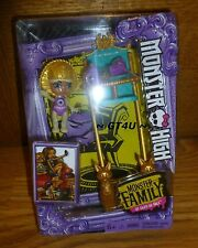 Monster High Family of Cleo De Nile Baby Sandy de Nile High Chair Siblings 2.5""