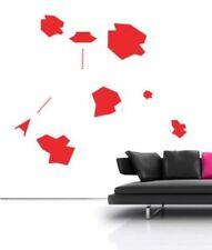 Decoración de paredes contemporáneos beige para el hogar