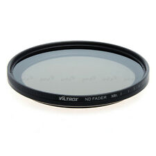 67mm Fader Adjustable Variable ND Filter Neutral Density ND 2 to ND 400 VND II