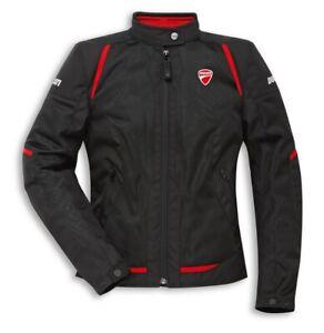 Ducati Spidi Flow C3 Ladies Tex Jacket Summer Textile Jacket Lady New 2020
