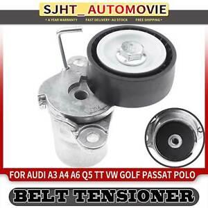 Belt Tensioner for Audi A1 A3 A4 Q5 TT VW Golf Passat Polo Skoda Octavia Superb