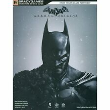 Game Guide - Batman Arkham Origins - PS3, PSVita, Xbox 360, PC, Nintendo 3DS