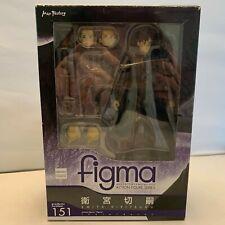 Figma 151 Emiya Kiritsugu Fate/Zero Max Factory Action Figure