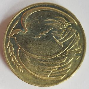 1995 Royal Mint WORLD WAR TWO PEACE DOVE Two Pounds Piece £2 - RARE!