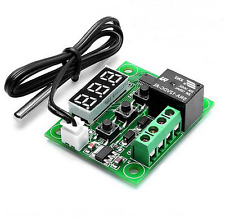 Digital Temperature Controller Switch Sensor Control Module W1209 Relay Stm8