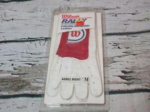 VINTAGE Wilson Rally Batting Sports Glove Adult Men's Medium Right Hand *RARE*
