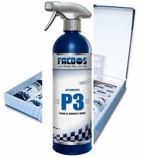 FACDOS P3 Clean & Protect Spray 750 ml PROFI-POLIERSPRAY + Lack-Versiegelung