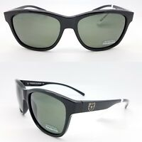 NEW Suncloud sunglasses Pageant Black Grey Polarized Unisex Medium Smith Wayfer