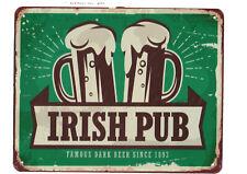 Irish Pub in Blechschilder Größer als 15x30cm günstig kaufen   eBay