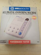 Vintage Bellsouth Digital Answering Machine Model 1094 Original Box