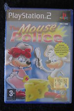 PS2 : MOUSE POLICE - Nuovo, risigillato ! Da Phoenix Games ! Da 3 anni in su !