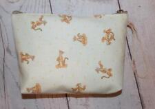 Fair Trade Disney Tigger  Wash Bag Make Up Case Hand Made Boho  Morocco