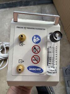 Invacare Pediatric Flowmeter Precise Rx Model IRCPF16