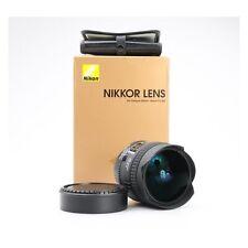 Nikon Af 2,8/16 D Fisheye + Top (227714)