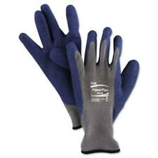 Ansell 8010010 Powerflex Gloves, Blue/gray, Size 10, 12 Pairs