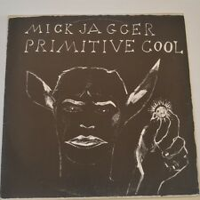 MICK JAGGER - PRIMITIVE COOL - 1987 BRAZIL LP PROMO COPY